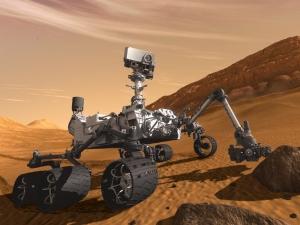 NASA, Марс, Curiosity, планетоход, кратер Гейла
