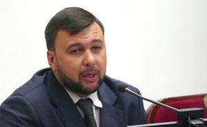 украина сегодня донбасс донецк сегодня пушилин угроза заткнуться включение днр в состав россии кремль сурков
