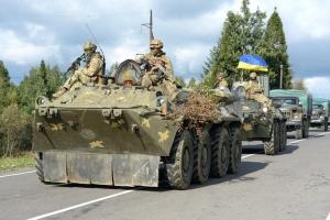 ВСУ, Армия Украины, Закарпатье, военные учения, авиация, боевые вертолеты, Муженко, Венгрия, Казацкая воля-2018