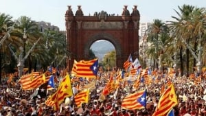 Испания, Каталония, сепаратизм,  референдум, политика, общество, Барселона, результаты референдума