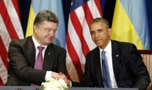 сша, украина, политика. обама, порошенко,юго-восток украины, донбасс