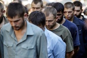 обмен пленными, юго-восток, Донбасс, АТО, Нацгвардия, Украина, Киев, ДНР, ЛНР