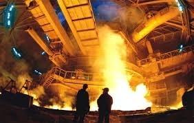 Украина, экономика, общество, промышленность, сталь