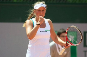 Екатерина Козлова, теннис, турнир