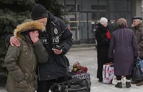 оон, беженцы, переселенцы, восток украины, донбасс, новости украины, ато
