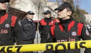 турция, нападение, полиция, массовые беспорядки, иг