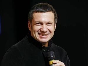 Владимир Соловьев, Донбасс, шенген