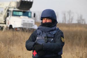 восток Украины, Донбасс, армия, ООС, ГСЧС, отвод войск, Богдановка, ВСУ