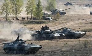 Россия, учения, военные, округ, восток, подготовка, армия, войска