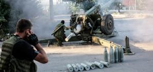 ато, обстрелы, донецк, луганск, опытное, боевики