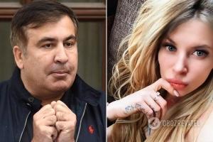 Елена Бурчак, модель, любовницйа Саакашвили, Россия, Грузия, новости, авария, ДТП