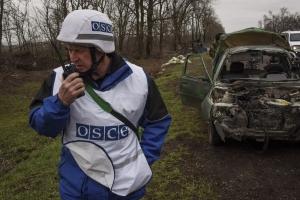 АТО, ДНР, ЛНР, новости Донбасса, Украина, Широкино, ОБСЕ
