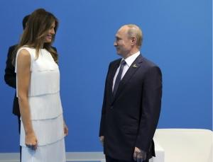 Меланья Трамп, Владимир Путин, Большая двадцатка, G20