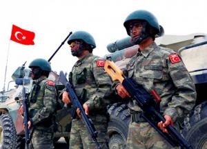 Турция, войска, Сирия, боевые действия, обозрение