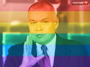 россия, политика, киселев, лгбт, общество