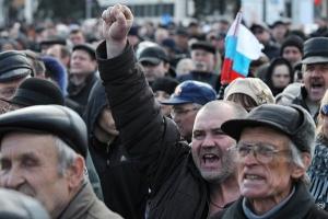 донецк, ато, днр. восток украины, происшествия, общество, митинг