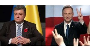порошенко, польша, дуда, оон, сша, политика,  общество