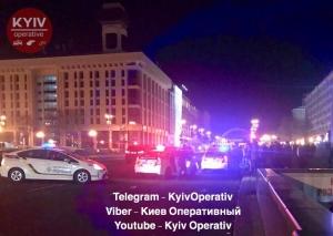 происшествия, киев, майдан, полиция, стрельба, фото, видео
