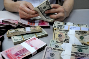гривна, доллар, межбанк, торги