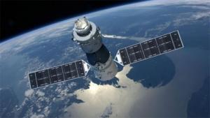 Тяньгун-1, космос, космическая станция, новости Китая, угроза, катастрофа, Aerospace Corporation