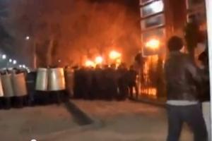 армения, гюмри, протест, столкновение, жертвы