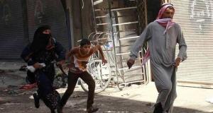 сирия, война в сирии, игил, террористы игил