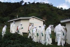 нигерия, лихорадка эбола, зараженные