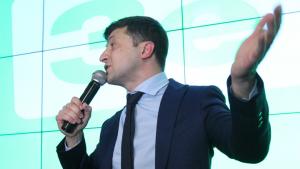 выборы президента, украина, президент украины, владимир зеленский, выборы в украине