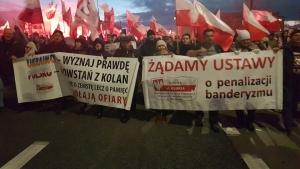 польша, день независимости польши, марш, акция, варшава, политика, украина, венгрия, италия, марш националистов, Бандера, украина и польша, радикалы в польше, националисты польши