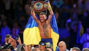 украина, спорт, бокс, Ломаченко, бой, США, Нью-Йорк, Педраса