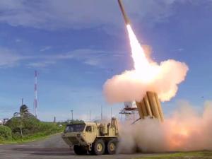 США, THAAD, Противоракетный комплекс, Баллистическая ракета