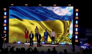 Украина, спорт, бокс, медали, чемпионат