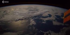 космос, метеорит, мкс, видео, несполи