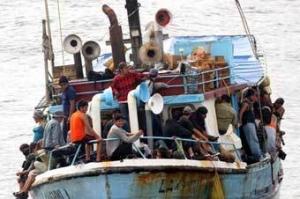 нелегальные мигранты, египет, средиземное море, происшествие, общество