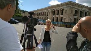 Светлана Олишевская, новости, нападение на активистку, Киев, Украина, происшествия