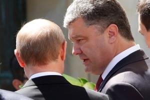 путин, порошенко, встреча, переговоры