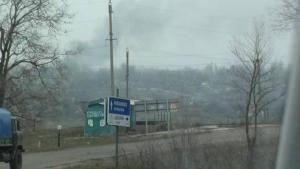 донбасс, днр, ато, всу, нацгвардия, армия украины, широкино, огневые удары