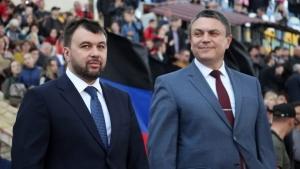ДНР, ЛНР, восток Украины, Донбасс, Россия, выборы, Пушиин, пасечник