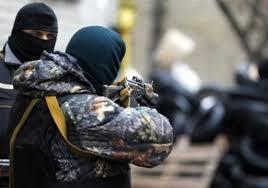 Донбасс, Горловка, управление, захват, юстиция, неизвестные