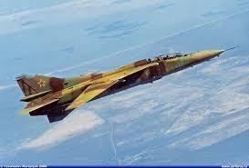 война в сирии, миг-23, россиия, военное обозрение