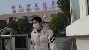 Китай, вирус, источник