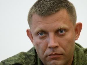 александр захарченко, новости донецка, днр, юго-восток украины, ситуация в украине