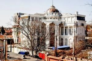 Украина, Одесса, архитектура, дом, Оперный театр, БПП, Паращенко, регионал