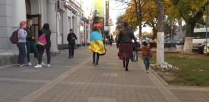 Украина, Крым, Общество, Блогер, Флаг, Города, Жители.