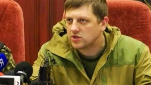 """луганск, увольнение карякина, """"народный совет """"лнр"""", плотницкий, общество, видео, украина"""