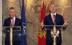 нато, политика, черногория