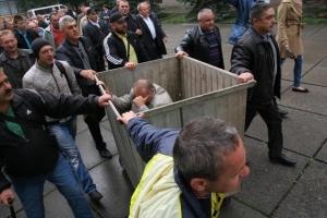 Люстрация, Украина, Венецианская, комиссия, чиновники, нарушение, права, увольнение