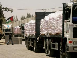 Израиль, продукты, Газа, общество, продовольствие