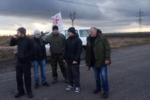 новости Украины, восток Украины, АТО, пленные, общество