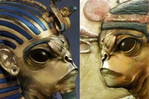 космос, Древний Египет, инопланетяне, теория, интересные факты, фараоны, Египет